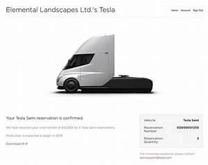 Wal-Mart, Anheuser-Busch, DHL to test Tesla Semi; now UPS ...