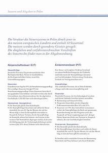 Einkommensteuer 2017 Berechnen : doing business in polen 2017 ~ Themetempest.com Abrechnung