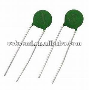 Ptc Thermistor Chart Thermal Resistor For Inrush Current Suppression Lead Type