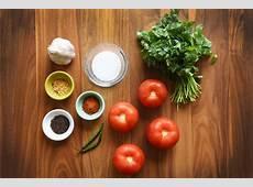 How To Make Nepali Tomato Chutney