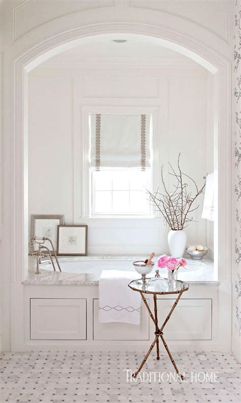 Serene Bathroom Dressed Silver by Serene Bathroom Dressed In Silver Traditional Home