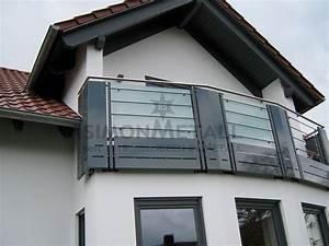 Balkongeländer Glas Anthrazit : balkongel nder simonmetall gmbh co kg in tann rh n g nthers ~ Michelbontemps.com Haus und Dekorationen