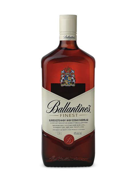 Ballantine Finest Blended Malt Scotch Whisky Lcbo
