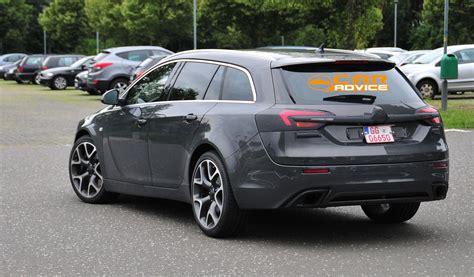 Opel Wagon opel insignia opc wagon spied photos caradvice