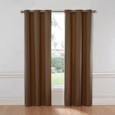 thermal curtains walmart eclipse nottingham thermal energy efficient grommet