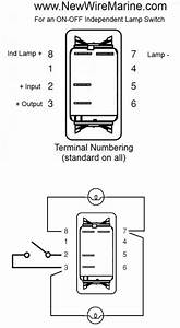 25 4 Prong Rocker Switch Wiring Diagram