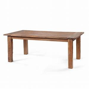 Table En Teck Massif : table manger en teck massif java khahomedesign ~ Teatrodelosmanantiales.com Idées de Décoration