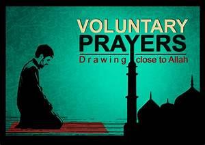 Voluntary Prayers