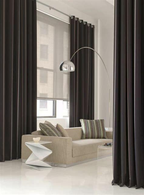rideaux modernes pour cuisine stores occultants selon l 39 intérieur et le type de la fenêtre