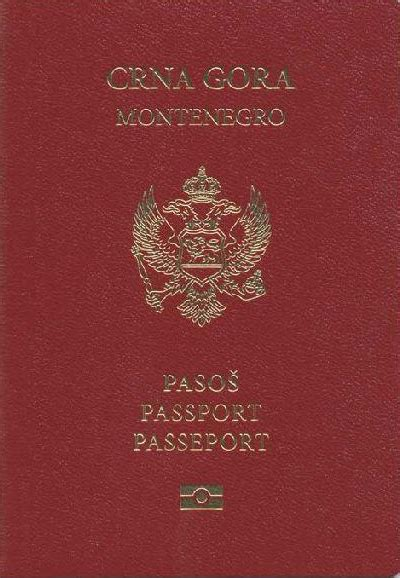 visa requirements  montenegrin citizens wikipedia