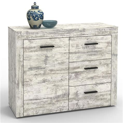 Shabby Chic Möbel by Kommode Sideboard Highboard Shabby Chic Oder Sonoma Eiche