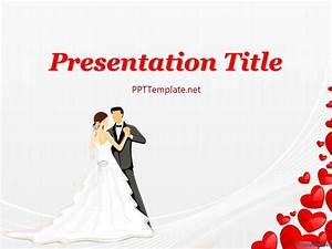 free wedding dance ppt template With wedding invitations ppt free download