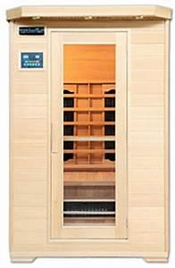 Welche Sauna Kaufen : wirkung einer rotlichtlampe oder infrarotkabine ~ Whattoseeinmadrid.com Haus und Dekorationen