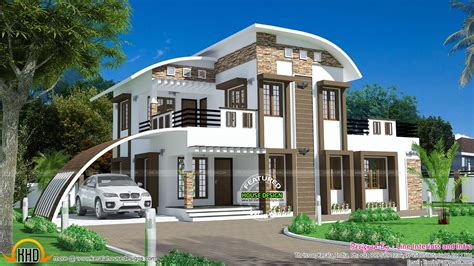 in apartment floor plans house curved roof style kerala home design floor plans