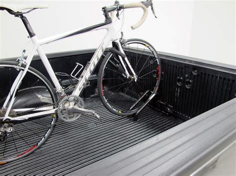 bed bike rack thule insta gater truck bed single bike rack thule truck