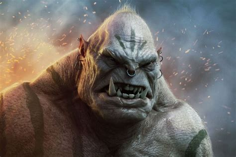 Pin by Tara McGivern on Ogre stout   Ogre, Orc warrior ...