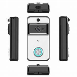 China Home Video Smart Wifi Doorbell  Wireless Doorbell