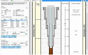 Free Wellbore Schematic Excel Template