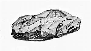 Lamborghini Gallardo How To Draw | 2017 / 2018 Cars Reviews