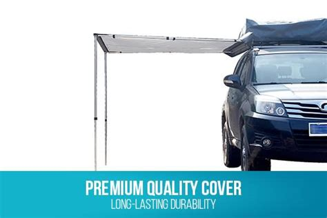 4wd Car Rack Side Awning Pull Out 4x4 Camping Trailer