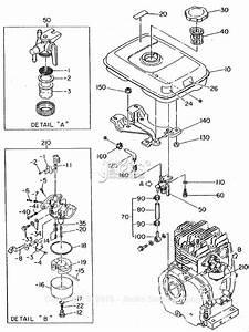 Robin  Subaru Ey23 Parts Diagram For Fuel  Lubricant I