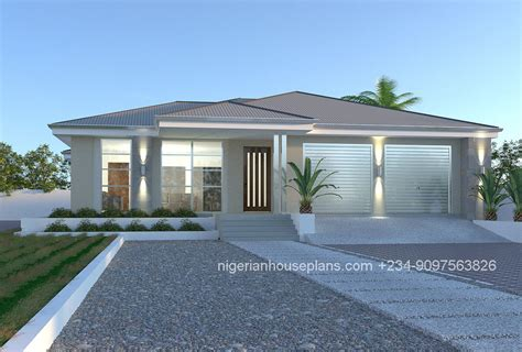 bungalow designs nigerianhouseplans your one stop building project solutions center