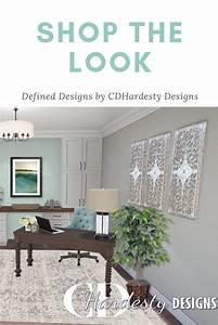 Shop, The, Look, This, Home, Office, Design, Offers, A, Visually, Appealing, Classic, Styled, Interior, With
