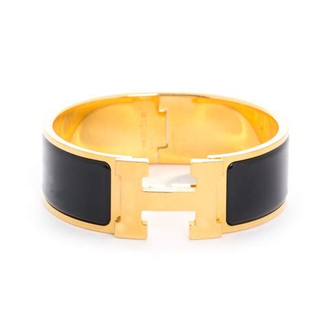 hermes clic clac h bracelet re vogue
