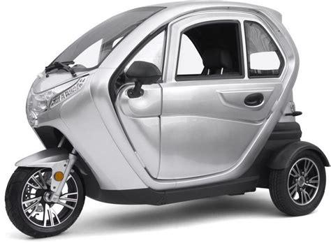 elektro kabinenroller 80 km h didi thurau edition elektromobil 187 elektro kabinenroller