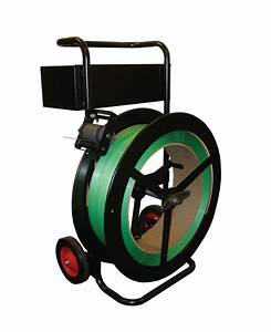 Mip 9000 Ez Load Strapping Cart