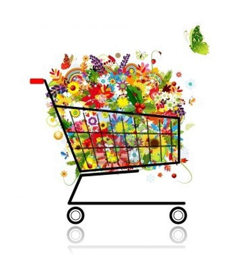 importance   shopping cart    store