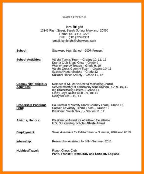 resume templates  teens ledger review