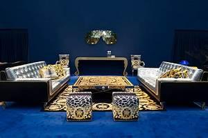 Versace Home, Versace Home Interiors - LuxDeco com