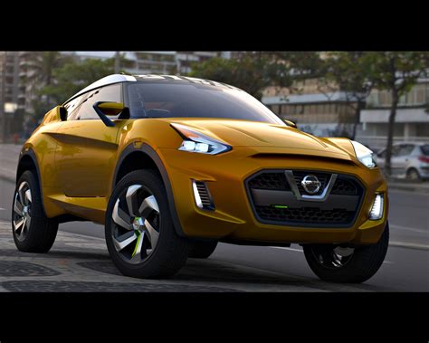 nissan extrem urban sports car concept
