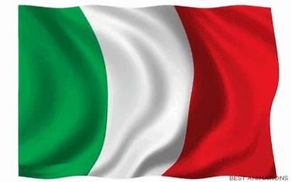 Flag Italy Italian Waving Animated Gifs Western