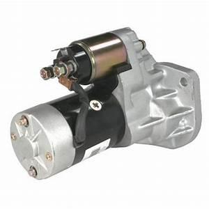 Starter Motor For Nissan Cabstar Cabstar Kah40 Engine Td27