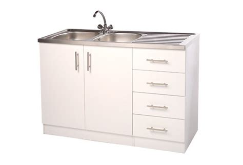 kitchen sink and unit geza products kitchen units bathroom units showers 5629