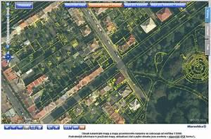 Katastrální mapa marushka