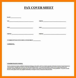 9 blank cover sheet
