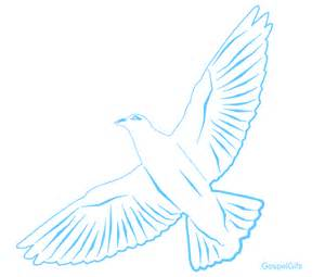Religious Dove Clip Art