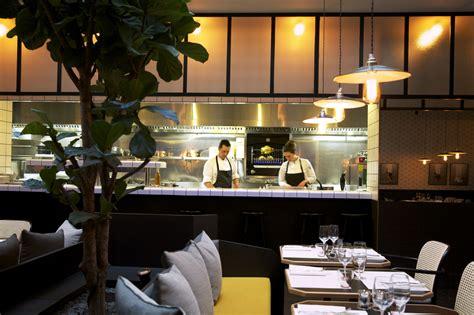 image de cuisine ouverte restaurant manger gourmets co