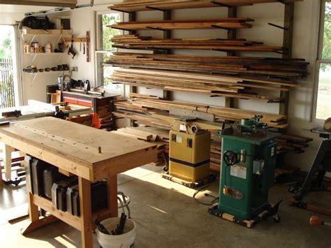 gregs woodshop shop  woodworking shop layout