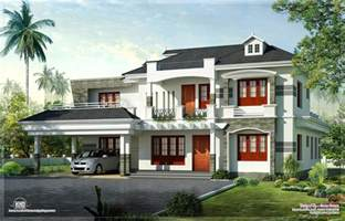 new home designs new style kerala luxury home exterior kerala home design