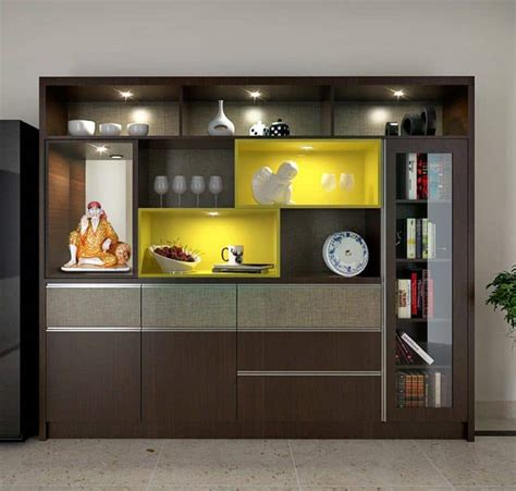 crockery units luxury interior designers  whitefield home decors  bangalore