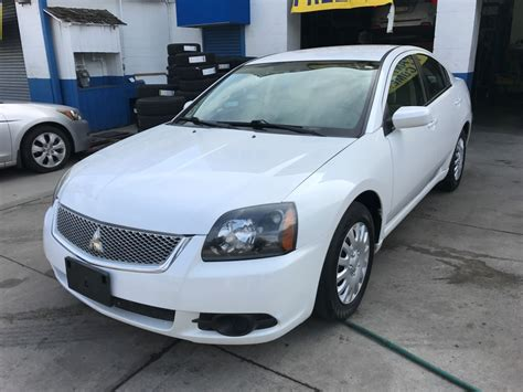 Used Mitsubishi Galant For Sale by Used 2011 Mitsubishi Galant Sedan 6 390 00