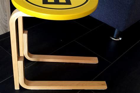 Diy-beistelltisch Aus Ikea-hocker Frosta