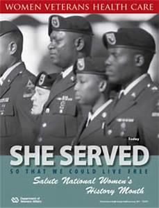 Celebrating Women Veterans - Women Veterans Health Care