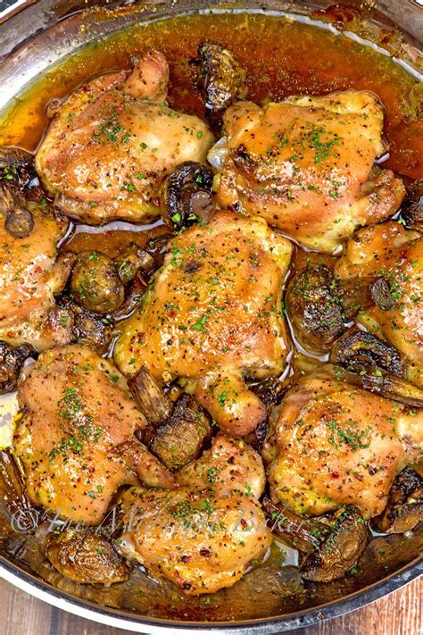 with only 3 ingredients this italian flavored chicken is