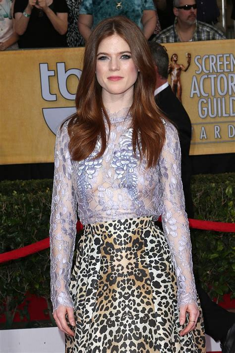 Rose Leslie See Through Celebrity Oops The Best Celeb Wardrobe Malfunctions