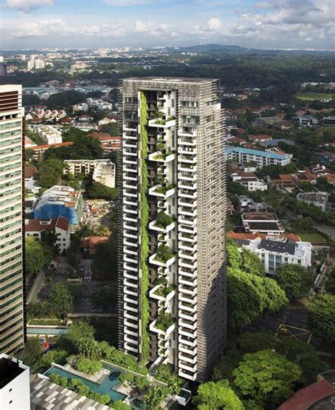 Newton Suites Residential Tower Singapore Woha